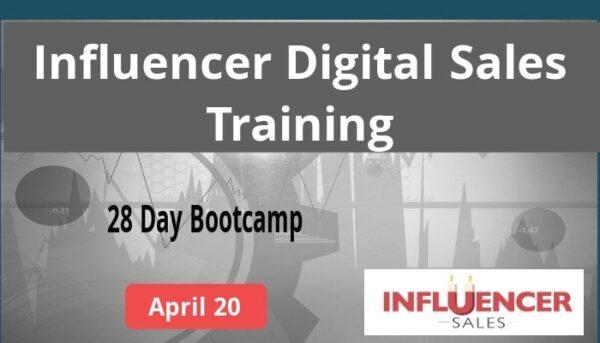 April 20 Influencer Sales