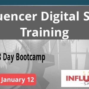 Januar y12 Influencer Sales